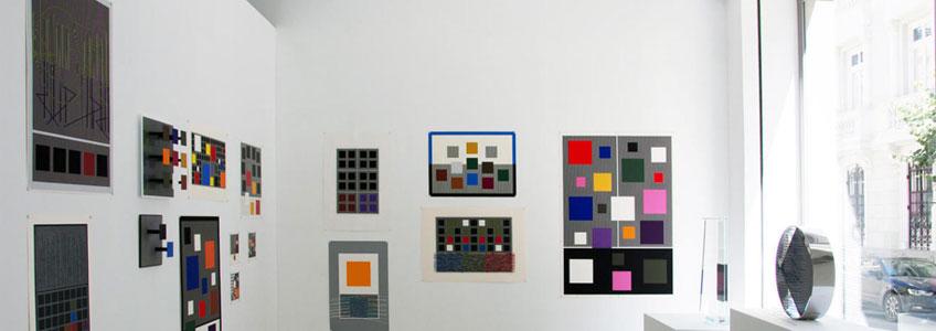 """""""Soto múltiple"""" en la Galería Cayón"""