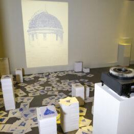 El Arca: Conde Duque exhibe lecturas contemporáneas del Archivo de la Villa
