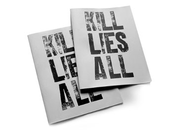 Javier Arce. Kill lies all