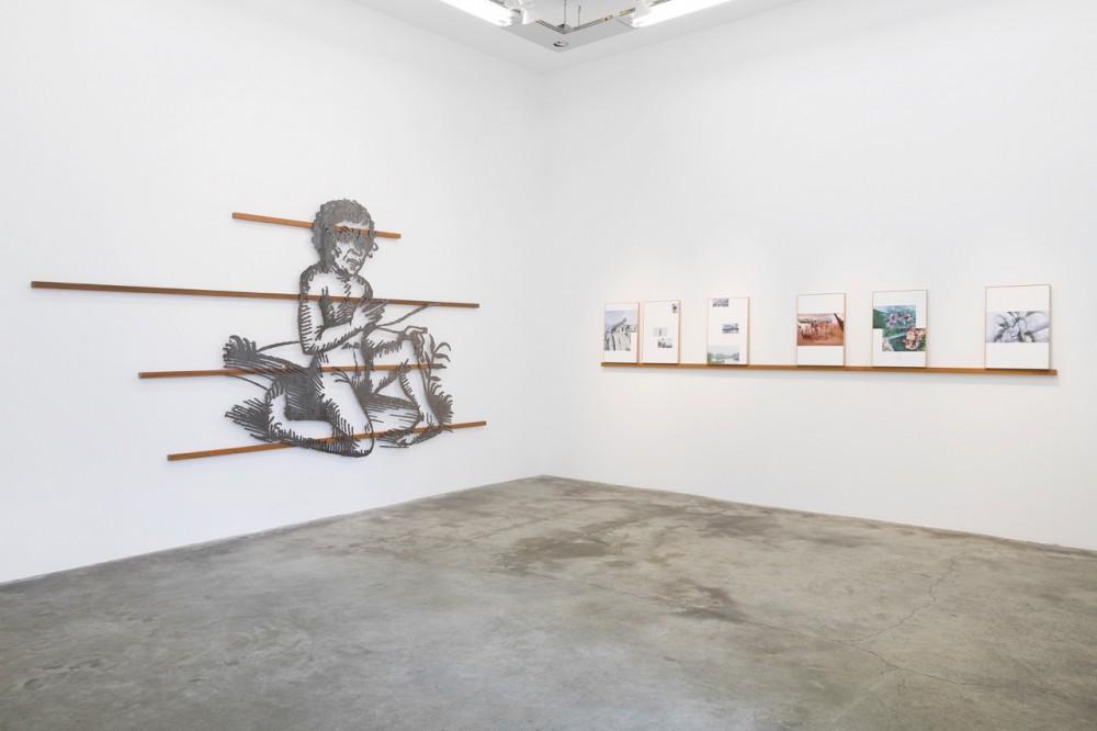 """Iván Argote. """"Deep Affection"""" en la Galerie Perrotin"""