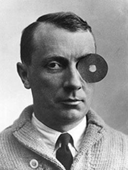 Jean (Hans) Arp, 1926. Cortesía de Stiftung Arp e.V., Berlin / Rolandswerth