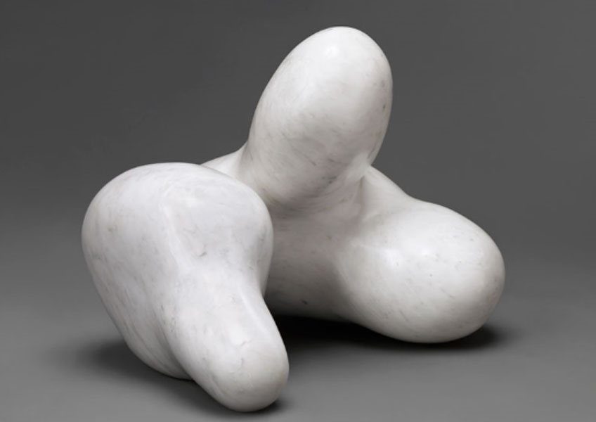 Jean Arp. Concentración humana, 1934. © 2018 Artists Rights Society (ARS), NY / VG Bild-Kunst, Bonn
