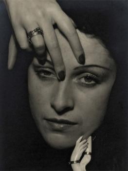 Man Ray. Untitled (Dora Maar). Edwynn Houk Gallery