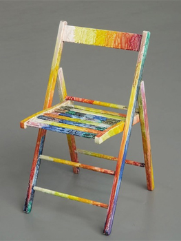 Hayley Tompkins. Chair. The Modern Institute