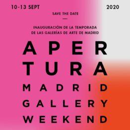 La edición 10+1 de Apertura Madrid se celebrará del 10 al 13 de septiembre