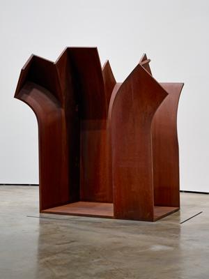 Eduardo Chillida. Advice to Space V (Consejo al espacio V), 1993. Museo Guggenheim Bilbao