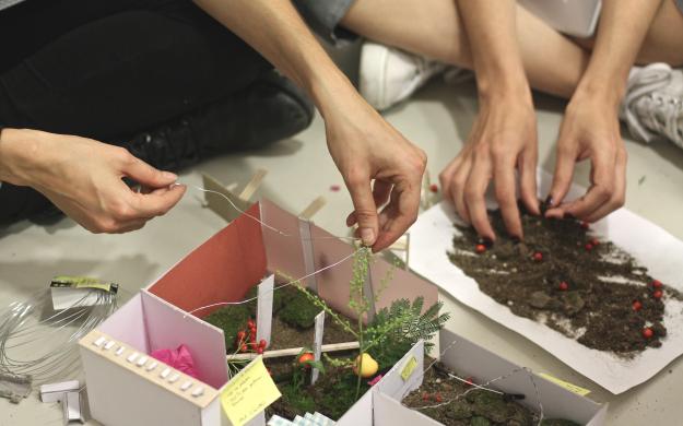 Casa Abierta. Sala de Arte Joven