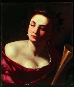 Artemisia Gentileschi. La Fama