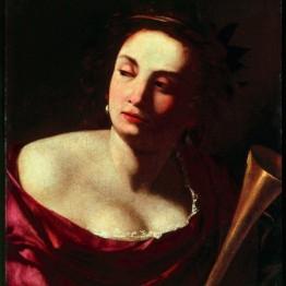 Mujeres pintoras. Artemisia Gentileschi