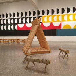 Juego y pedagogía: Ballester Moreno explora en ARTIUM posibles funciones del museo