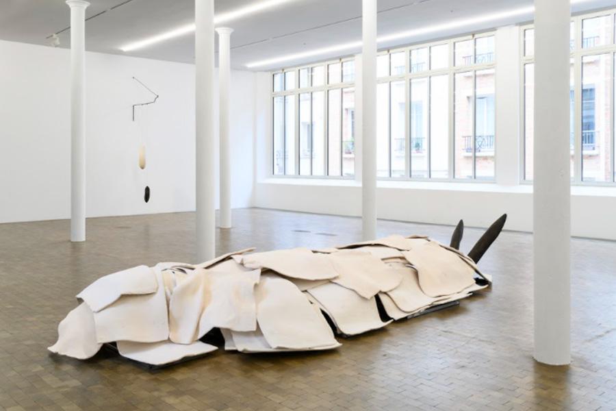 Katinka Bock. Gisant, 2019. Fotografía: Pierre Antoine