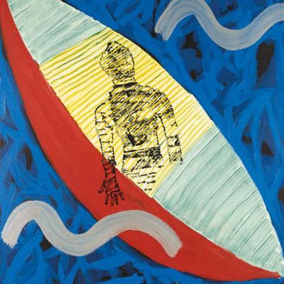 """Menchu Lamas. Colores nómadas"" en ARTIUM"