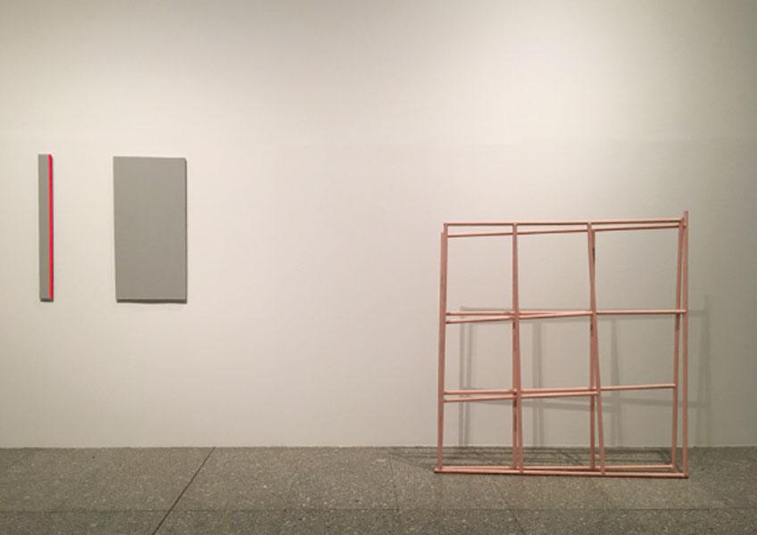 "Vista de la exposición ""Gordaliua 1987-1988. Depósito"" en ARTIUM"