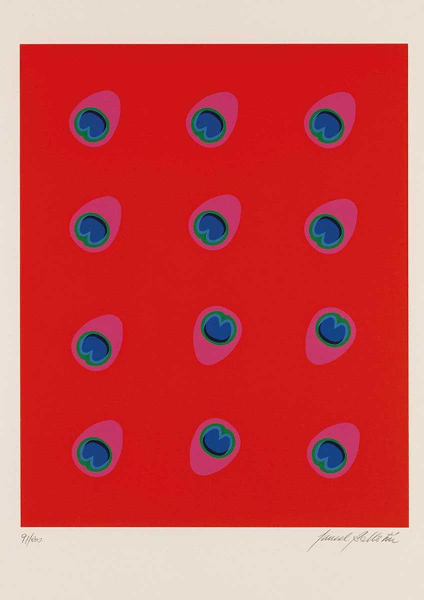 Juncal Ballestín. Sin título, 1985. Colección ARTIUM