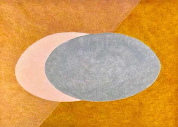 Vera Pagava. Mirage, 1975. Galerie Chauvy