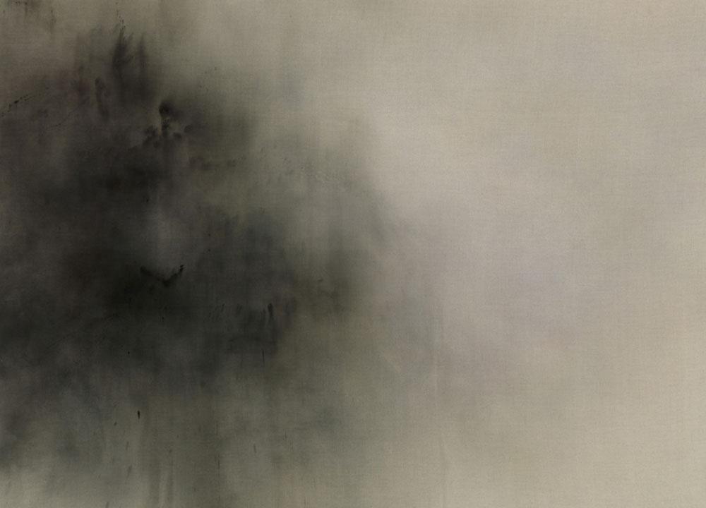 Michael Biberstein. Cedars, 2008. Galerie Jeanne Bucher Jaeger