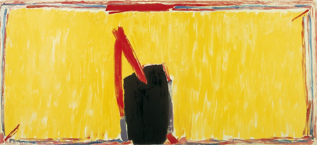 José Guerrero. Frigiliana, 1985. Ditesheim & Maffei Fine Art