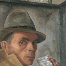 De Schiele a Beckmann: el autorretrato y la condición humana