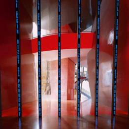 Jenny Holzer, Lucio Fontana o Struth, en 2019 en el Museo Guggenheim Bilbao