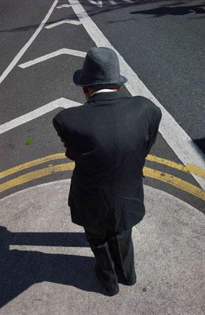 Eamonn Doyle. i (serie) no. 36, 2013 © Eamonn Doyle, cortesía Michael Hoppen Gallery, Londres