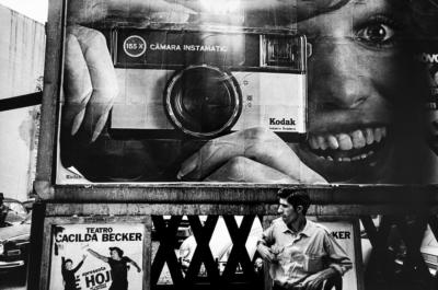 Paolo Gasparini. Para verte mejor, América Latina, São Paulo, 1972. Colecciones Fundación MAPFRE © Paolo Gasparini