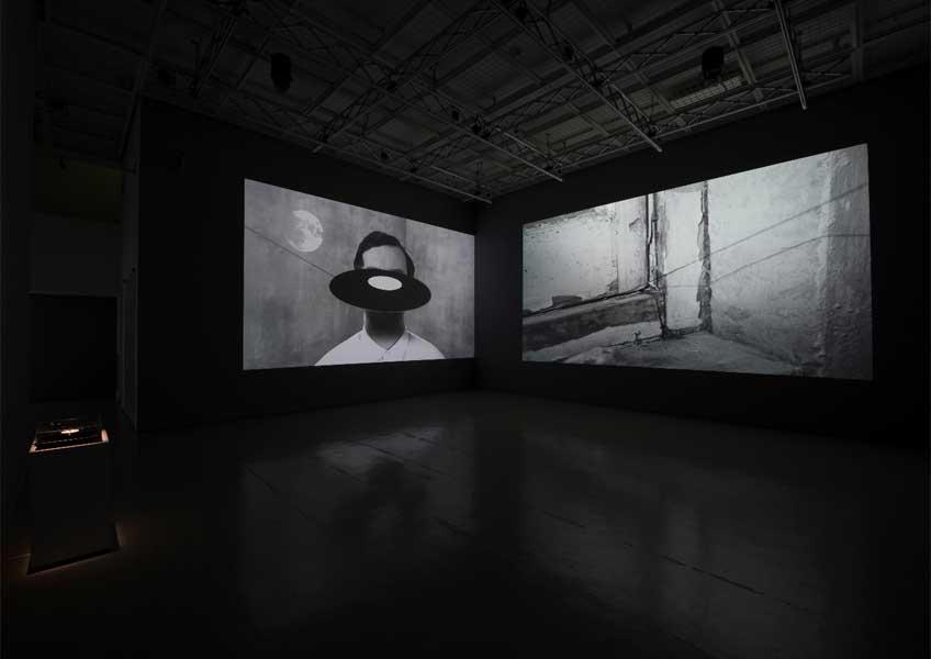 "Hiroki Sawa. ""Memoria Paralela"" en el Museo UNAV"