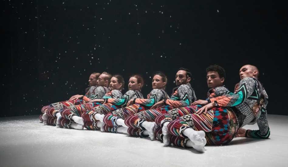 National Dance Company Wales. Tundra