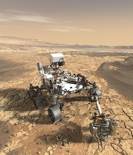 """""""Marte. La conquista de un sueño"""" en el Espacio Fundación Telefónica"""