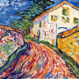 El otoño en el Museo Thyssen será expresionista