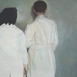 Isabel Baquedano y la pintura como destino