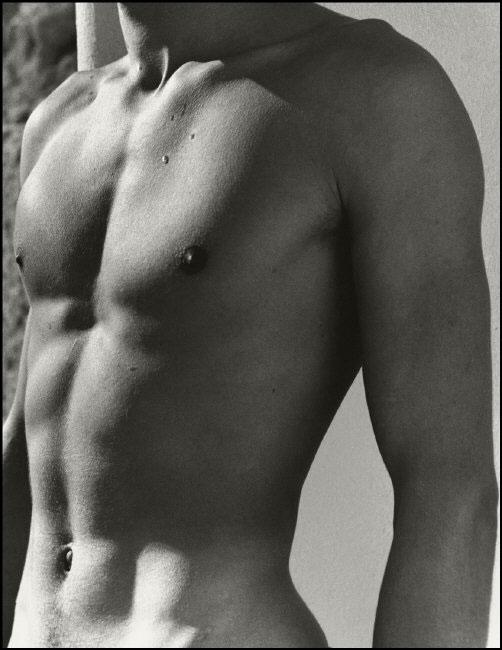 Herbert List. Torso de un joven. Grecia o Italia, 1958. Magnum