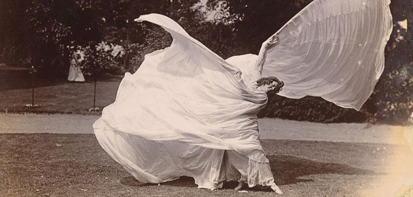 De Isadora Duncan a Martha Graham, la revolución de la danza contemporánea. Exposición en Fundación Telefónica.