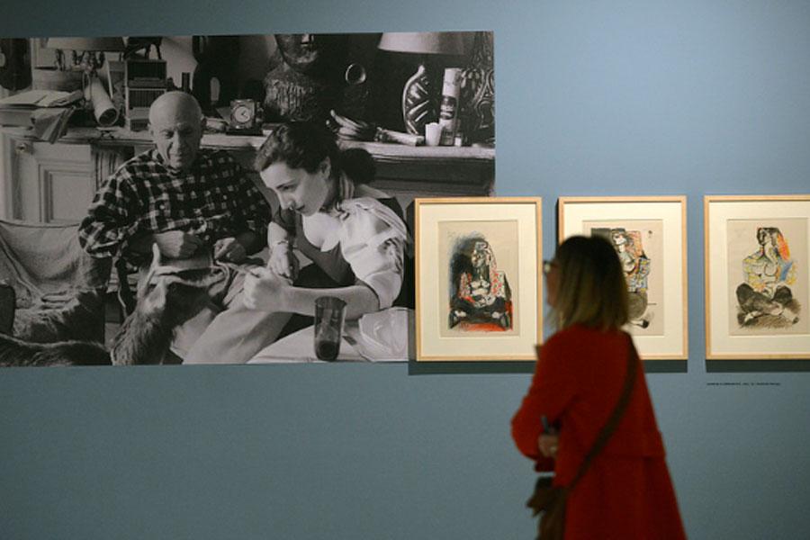 """""""Picasso. La alegría de vivir"""" en el Centro Cultural Bancaja"""