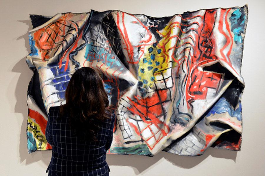 """""""Uiso. El suicidio de la pintura"""" en el Centro Cultural Bancaja"""