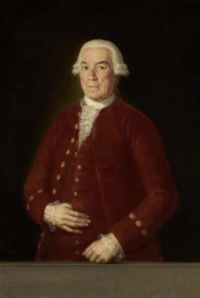 Francisco de Goya. José de Toro-Zambrano y Ureta, 1785. Colección Banco de España