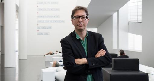 Ferran Barenblit, nuevo director del MACBA