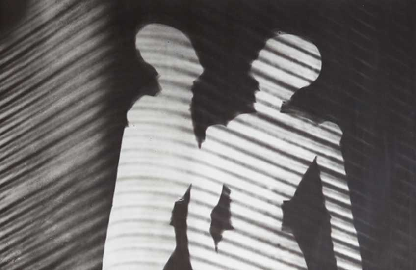 Man Ray. Enlargement of Tapestry Project (detalle), hacia 1938. NY / ADAGP, Paris 2019