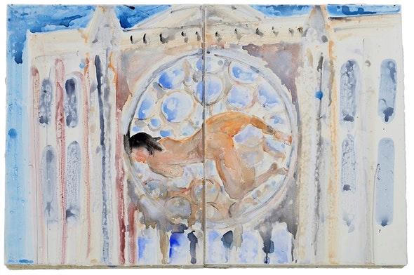 Anselm Kiefer. Les Cathédrales de France, 2013. © Anselm Kiefer
