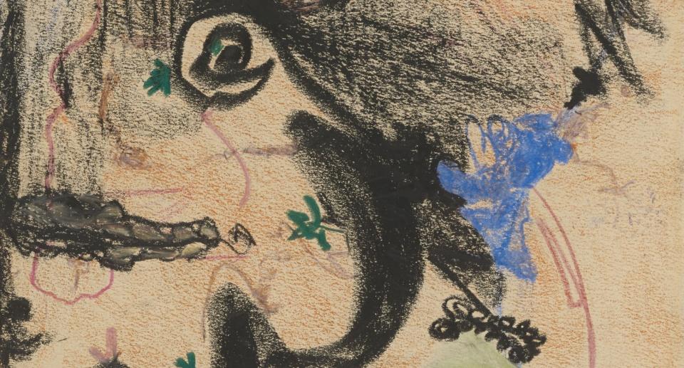 Barnett Newman. Louisiana on Paper