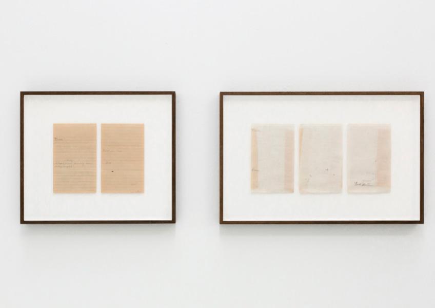 "Concha Martínez Barreto. ""Letters I didn´t write"". Charlie Smith Londres"
