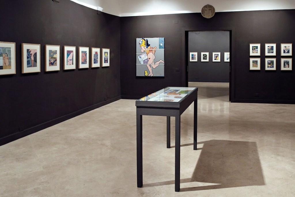 Suset Sánchez. El proyecto cinematográfico y pictórico de Jorge Carruana Bances: Episodios de la diáspora intelectual cubana entre España e Italia (1968-1997)