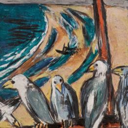 Max Beckmann y todas las metáforas del exilio