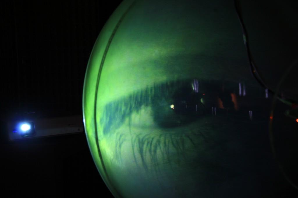 Anaisa Franco. Expanded Eye, Premio ARCOmadrid/BEEP de Arte Electrónico 2011