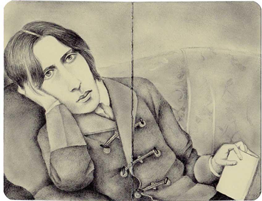 Guillermo Martín Bermejo. Oscar Wilde, 2019