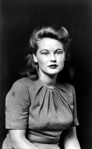 Mike Disfarmer. Bonnie Dell Gardner, 1943