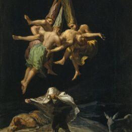 Goya de corte, Goya enigmático