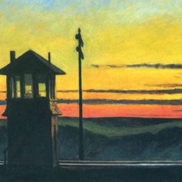 Todas las soledades de Edward Hopper