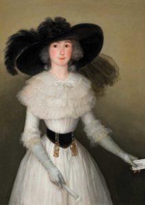 Francisco de Goya. María Ramona de Barbachano, hacia 1787-1788