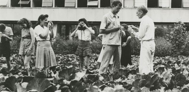 Black Mountain. An Interdisciplinary Experiment 1933 - 1957