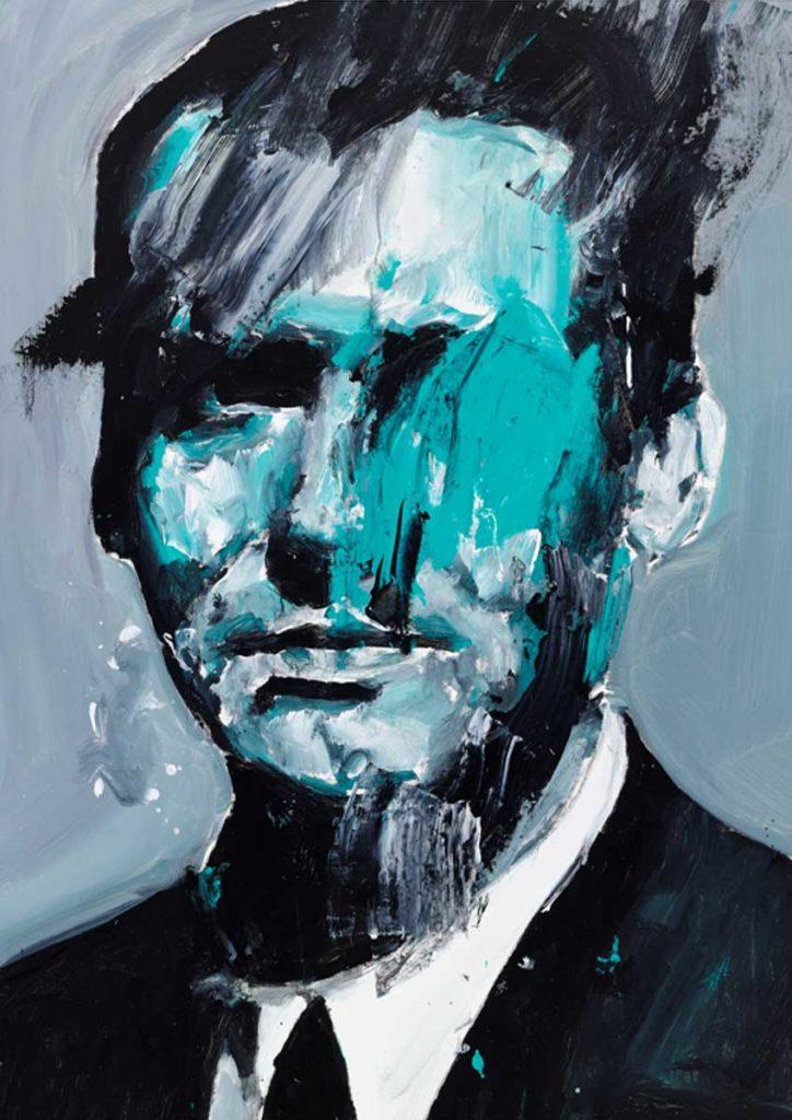 Santiago Ydáñez. Retrato fallido de Lorca